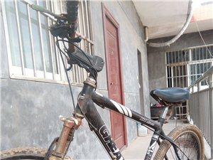 京百合山地自行车一辆,7成新?左手把换了的,不能自动超速,质量速度没问题,临潼