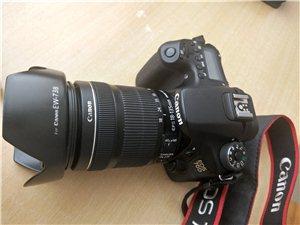 佳能70d中端数码摄影相机机身、佳能18-135mm防抖减震镜头。说明书,充电器齐全。京东现价719...