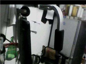 二手综合训练器,8成新,同城或附近县市交易,1800元,价格可以商谈。联系:18357074811