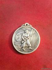 抗美援朝银质二等功勋章出售