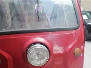 去年购置的一台新电动三轮车,九成新,买后自己另外改装了下,当时是用来卖凉面,因现已转行,故闲置出售,...