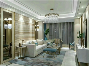 檀都小区3室2厅2卫多层3层精装低税