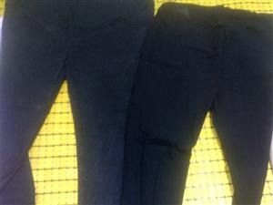 孕妇裤,两条一起70  L码