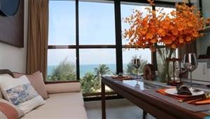 海口99海景花园(九九海景花园)1室 1厅 1卫80万元
