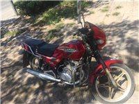 银豹125摩托,11年的车.在家闲置偶尔骑,闲着卖了,车况很好,随时欢迎试车!13562053518