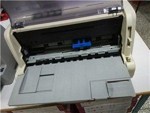 9成新打印机处理。。针式打印机。可打发票出货单等,,