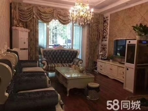 领秀边城 楼梯两室户型 居家精装修 关门卖