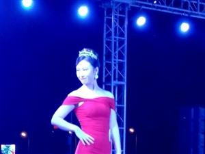 澳门美高梅国际娱乐场旅游形象大使选拔大赛(复赛)昨晚举行