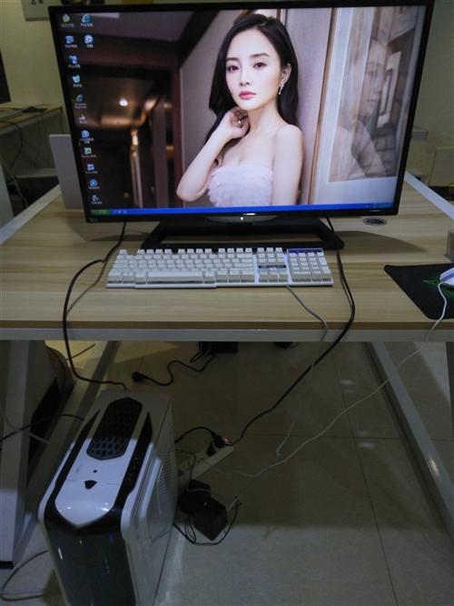 低價處理一批電腦,辦公游戲很流暢的電腦,9.5成新,27寸,32寸液晶顯示器。,有需要的朋友聯系電話...