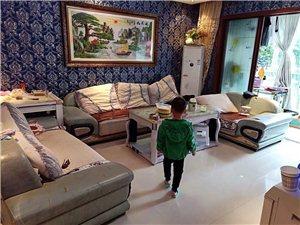 领袖江山精装大三室+家电齐全采光一流