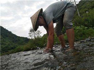 稻谷天里面的渔民
