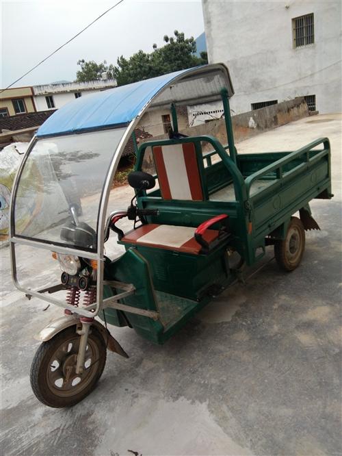 电动三轮车,9成新,因为很少用,放在家里占地方,价格在220O元。电话18770769908