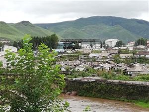 河对面的朝鲜