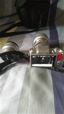 崭新日本原装松夏DMC一GF7 双镜头 日本旅游时所购,仅用过几次。平时对摄影自拍兴趣不大,寻一潮...