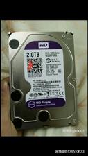西数台式硬盘2T 一共两个,几乎全新,使用正常,单个价格320包邮,那大面交18876914811