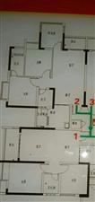 阳光花园精装3室56.8万元!价格可谈!