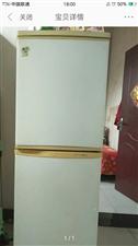 海尔冰箱200块钱。低价出售。。。买了新的了。这个旧的低价卖。