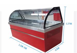 卤菜冰箱1.2米八成新价格面议