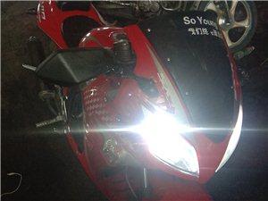 趴赛摩托车200cc,冬天冷不想骑了