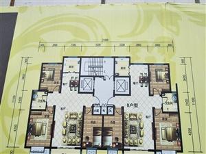 西花园3室 2厅 1卫56万元