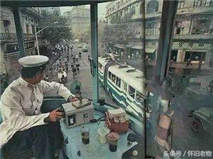 """七十年代""""上海滩""""的旧照片"""