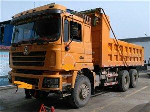 出售13年德龙f3000自卸货车,后八轮,5.8米