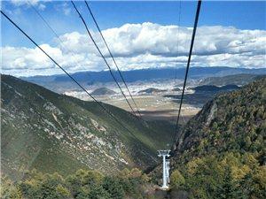 上到了4500米的高原!!!