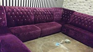 沙发出售,好货出售,KTV沙发还剩最后2套每套六节,每套中间长在4.2左右,两边带转角拐各长2米全套...