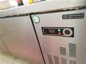 出售1.8×0.8双温控操作台,一个冷藏一个冷冻     9成新低价出售