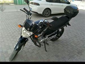 摩托车品牌: 雅马哈天剑K 购买时间: 2014年12月 入户手续: 全部齐全 户口所在地: ...