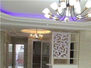 蔚蓝家园四楼全新精装修3室 2厅 2卫98万元