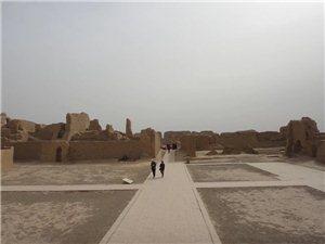 高昌故城~曾经的繁华之都,如今满眼的苍凉