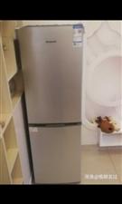 新冰箱,装修时买小了