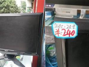 出售二手显示器,物有所值,有意来电联系。