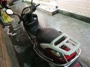 出售一两二手摩托车。