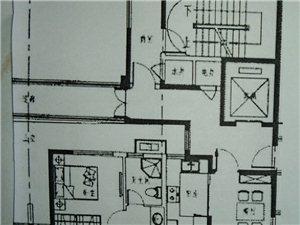 锦绣瑞府15层122平3室2厅2卫104.92万元