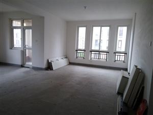 绿城西子景观房,中层157平毛坯3室2厅141万