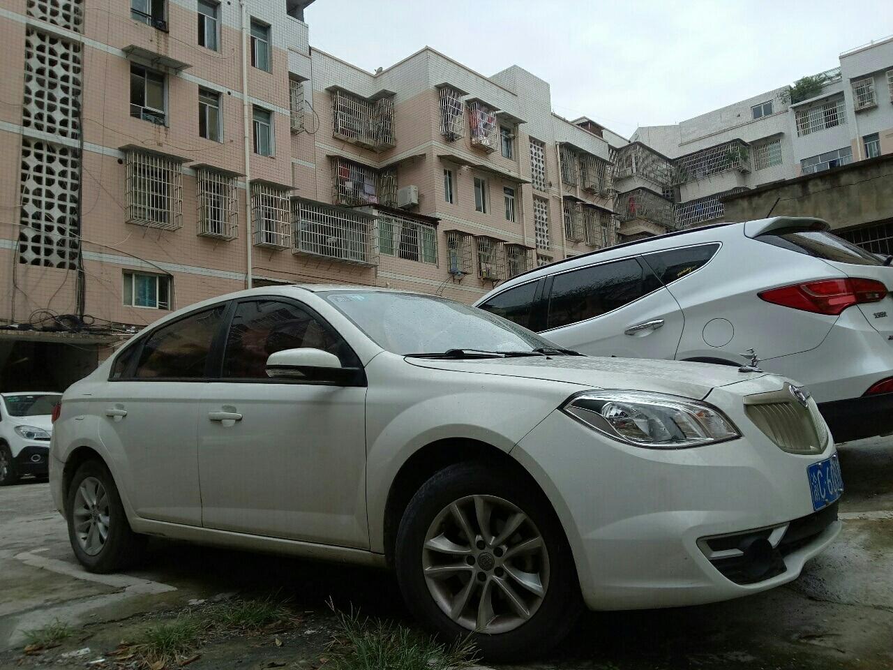 2.2萬km中華H330出售(有保險、包驗車保養過戶)
