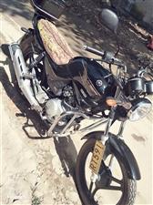 八九成新的摩托车,上牌的,一万多买的,一直放家里也没骑过多少,因本人不经常骑,所以现在低价卖了,有喜...