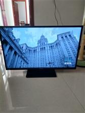 出售二手液晶电视40寸海信原装无拆无修有有遥控底座,可以连无线网络,等等,2014年产的,现在已停产...
