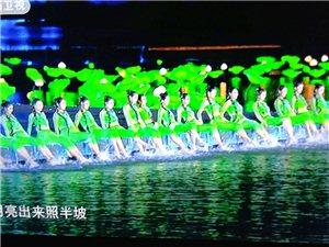彭光琴澳门美高梅国际娱乐场的骄傲一位镇巴女子唱着山歌走向世界亮相汉风秋月中秋晚会一曲小河淌水倾诉阿哥阿