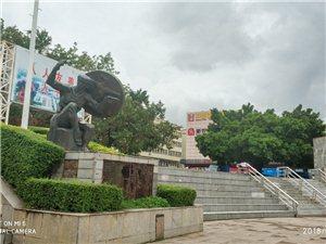 东莞清溪文化广场一角相片