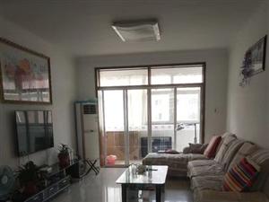海岱南苑4楼109平精装3室带车库90万元