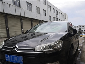 出售私家车一辆,雪铁龙c5豪华版