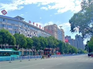 手机摄于汉台区。