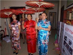 龙8国际娱乐城巾帼志愿者祺袍绣文艺表演服务队