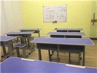 全新学生课桌椅300套,办公桌,办公椅转让