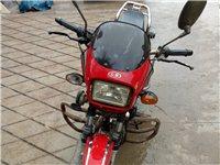 闲置一年半摩托车一辆,骑不着,低价处理1200元,要的速度联系,沂水姚店子的。
