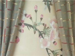 窗帘 壁布