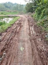 我们这里的乡村小道,至今没有修好